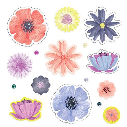Full Bloom Embellishments