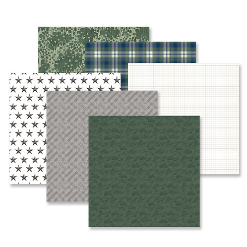 Brave Paper Pack (12/pk)