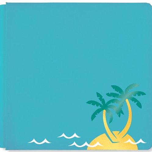 Sun-Kissed Travel 12x12 Album Cover