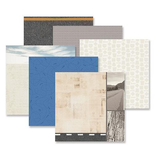 Automobiles Paper Pack (12pk)