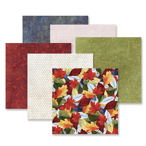 Hello, Autumn Paper Pack (12pk)
