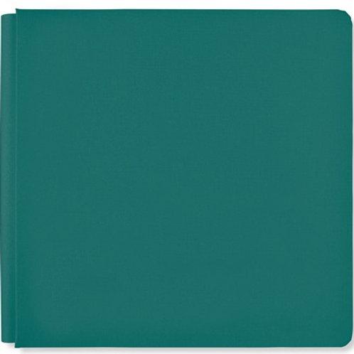 Hunter Green 12x12 Album Cover