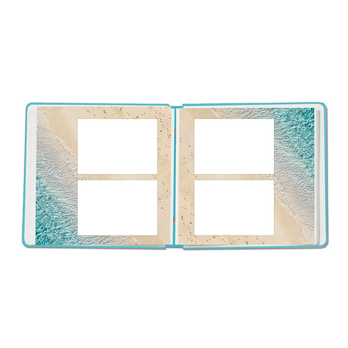 Sun-Kissed Travel Fast2Fab™ Refill Pages - Pre-order and Protectors