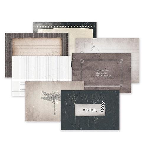 Memoirs and Memories Variety Mat Pack