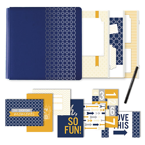 Nobody Puts Navy Fast2Fab™ Bundle