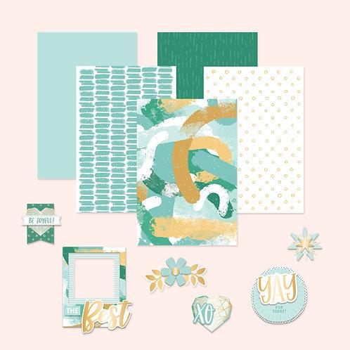 Happy Album Kit 18