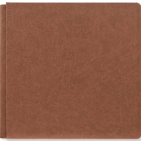 Hazelnut 12x12 Album Cover