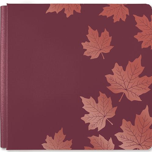 Hello, Autumn Bosenberry 12x12 Album Cover