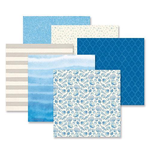 Deep Blue Sea Paper Pack (12pk)