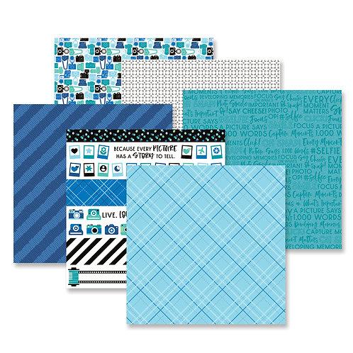 Picture This! Designer Paper Pack (12pk)