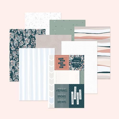 Happy Album Ultra Paper Pack
