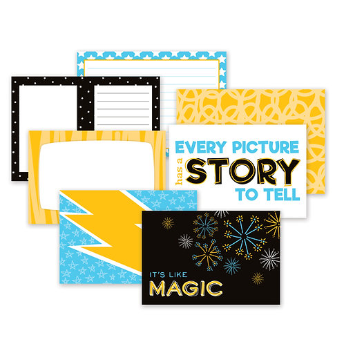 Imagine That! Variety Mat Pack
