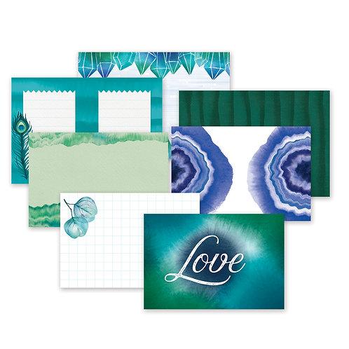 Emerald Gemstone Variety Mat Pack