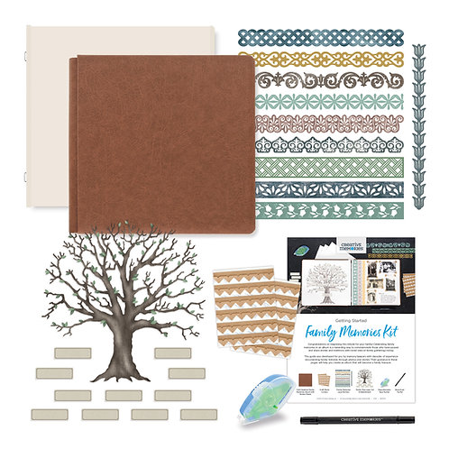 Family Memories Album Kit