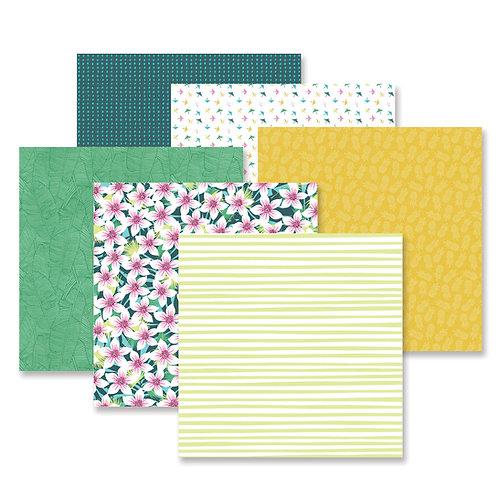 Summertime Paper Pack (12/pk)