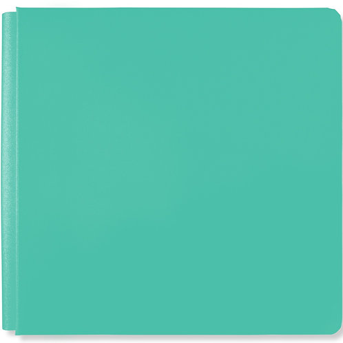 Electric Teal 12x12 Album Cover - Pre-Order