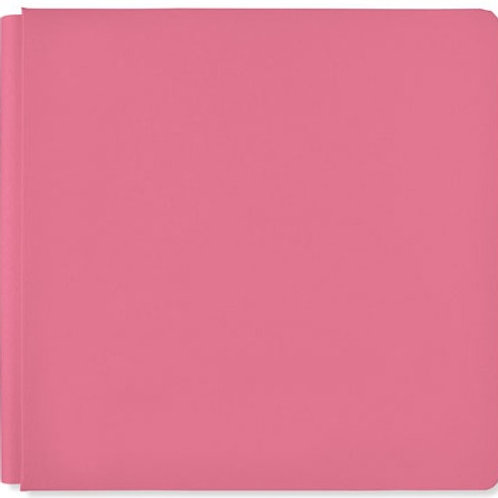 Passion Pink Blend & Bloom 12x12 Album Cover