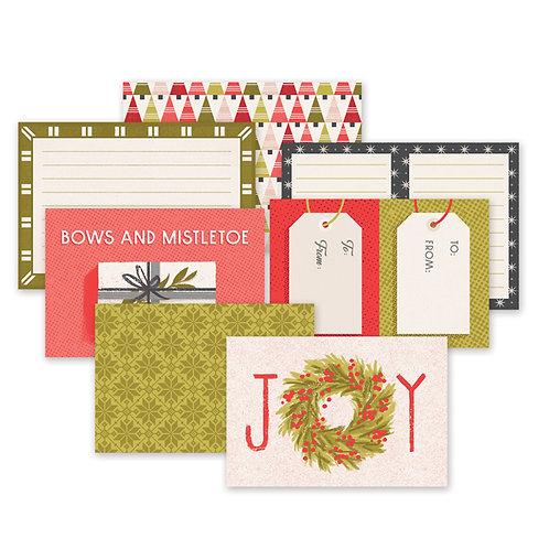Season's Greetings Variety Mat Pack