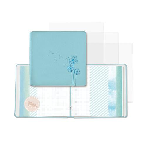 Spring Medley Sky Blue Fast2Fab™ 12x12 Album