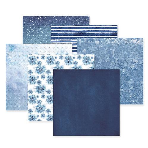 Glacier 12x12 Paper Pack (12/pk)