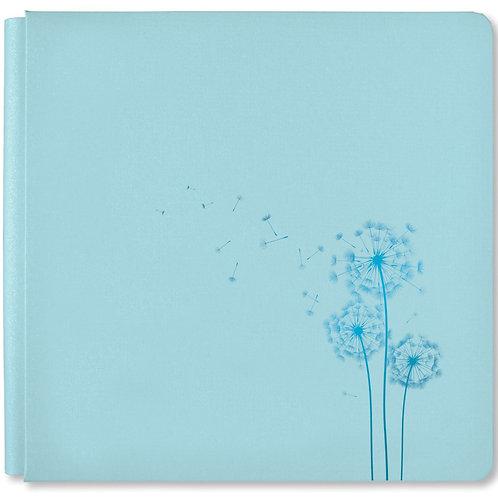 Spring Medley Sky Blue 12x12 Album Cover