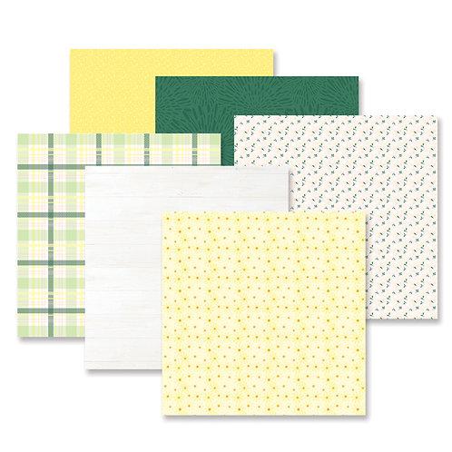 Simply Sunshine Paper Pack (12/pk)