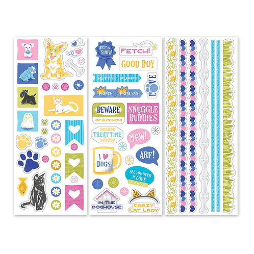 Best in Show Stickers (3/pk)