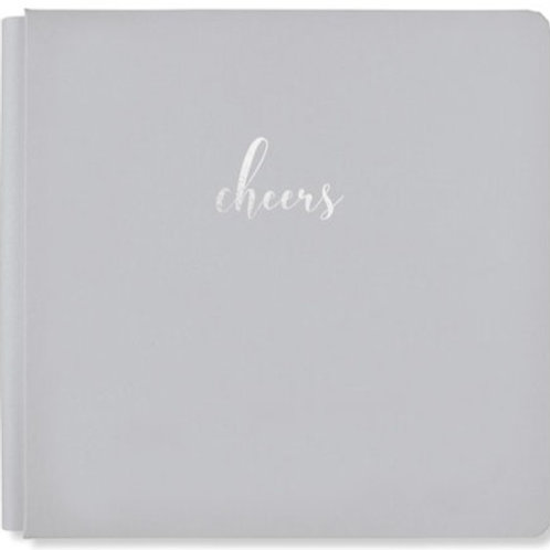 Cheers Cool Grey 12x12 Album Cover