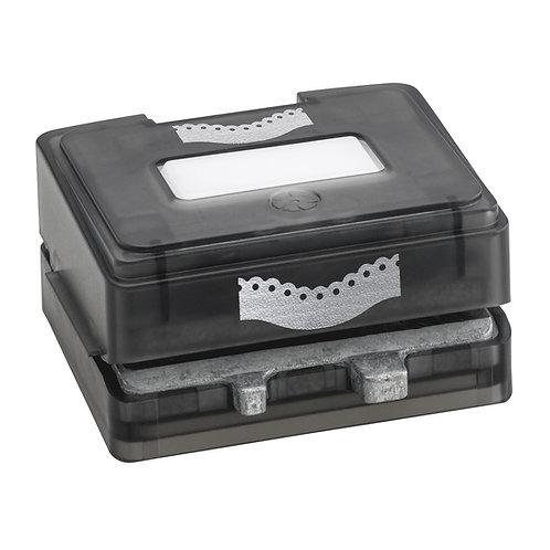 Ruffle Trim Chain Border Maker Cartridge