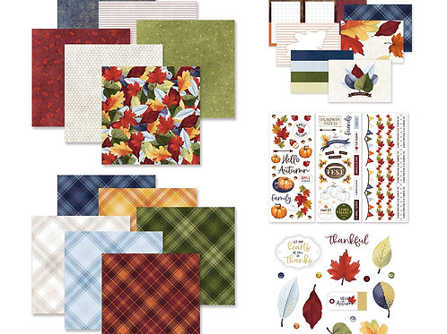 Hello, Autumn Decorative Bundle