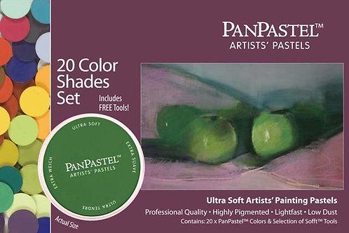 PanPastel 20 x Colour Set