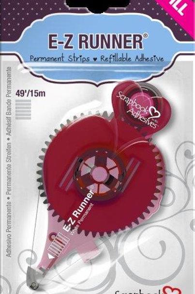 E-Z Runner® Permanent Strips Refill