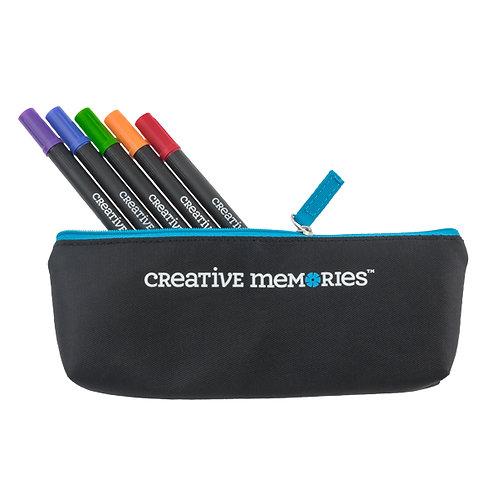 Pens & Pouch