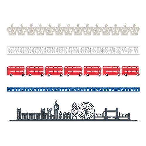 London Laser Cut Embellishments