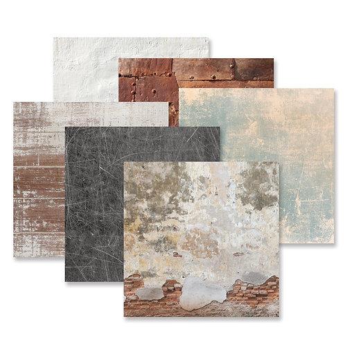 Timeworn Texture Paper Pack (12pk)