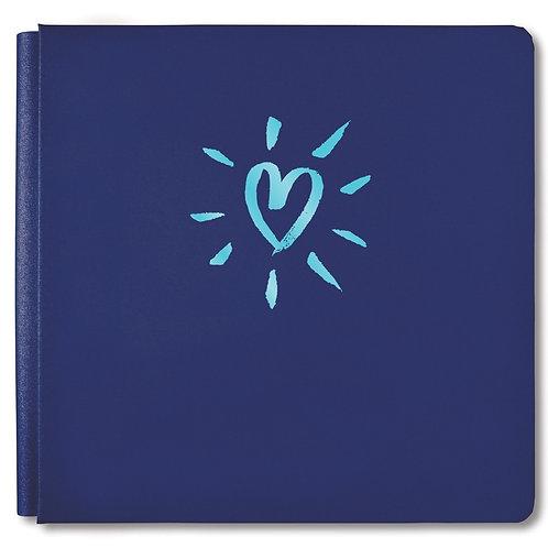 Love Each Other Cobalt 12x12 Album Cover