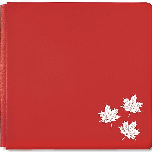 True North Rose Red 12x12 Album Cover
