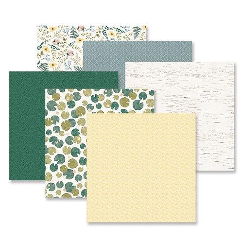 Spring Cottage Paper Pack (12/pk)