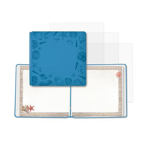Seaside Ocean Blue Fast2Fab™ Album