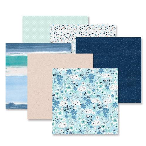 Spring Medley Paper Pack (12/pk)