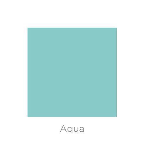 Aqua Solid 12x12 Cardstock (10/pk)