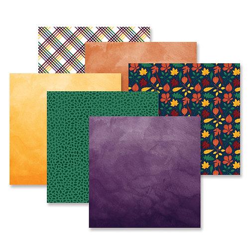 Rainbow Rush Bold Paper Pack (12/pk)