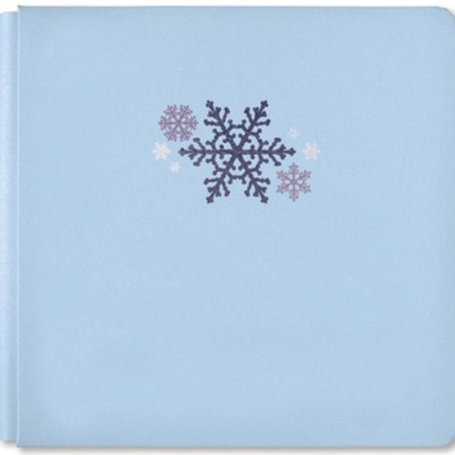 Winterberry Icy Blue 12x12 Album Cover