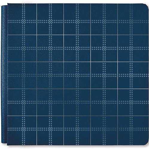 Genuine Navy 12x12 Album Cover