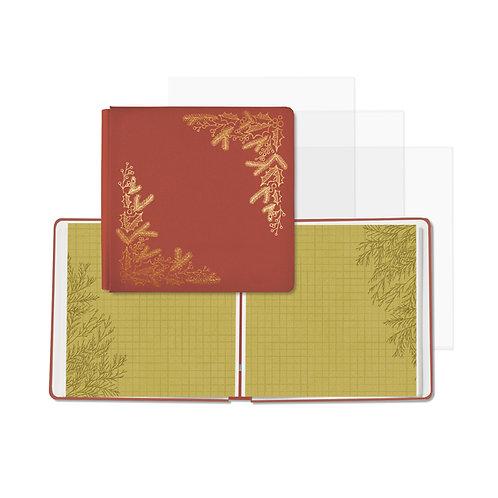 Season's Greetings 12x12 Fast2Fab Album (Bookcloth)
