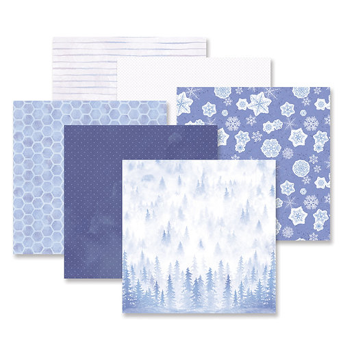 Winterberry Paper Pack (12pk)