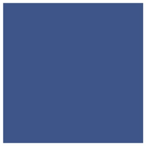 Blue Solid 12x12 Cardstock (10/pk)