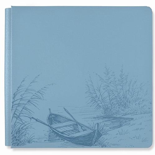 Spring Cottage Cahsmere 12x12 Album Cover
