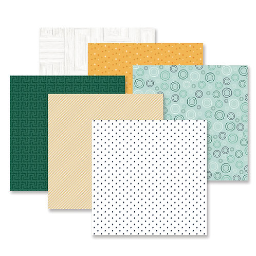 Staycation Paper Pack (12/pk)