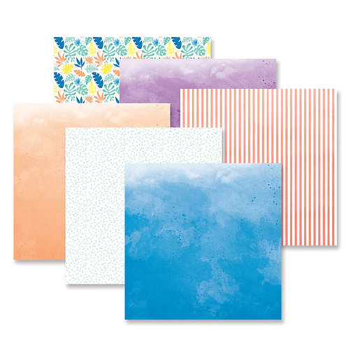 Rainbow Rush Soft Paper Pack (12pk)